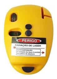 Nível Laser Feixe Horizontal E Vertical Simultâneo C/ Bolha novo lacrado