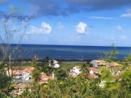 Terreno com Vista Mar à venda, 1000 m² por R$ 160.000 - Nova Cabrália - Santa Cruz Cabráli