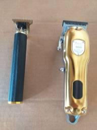 Máquina de Cortar cabelo Combo