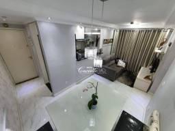Apartamento com 2 dormitórios à venda, 47 m² por R$ 255.000 - Parque São Vicente - Mauá/SP