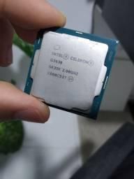 Peças de informática processador lga 1151, memória ddr4, HD 1 tera