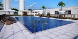 Apartamento com 2 dormitórios para alugar, 41 m² por R$ 700,00/mês - Eusébio - Eusébio/CE