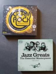 Combo Jazz Greats & Glam Rock Anthology