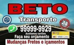 Fretes,Mudanças, Içamentos, Caminhão Munk,Montador De Móveis, Viagens Para Todo Brasil.