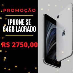 Iphone SE 64gb novo/lacrado