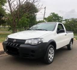 Fiat / Strada 1.4 Flex 2009 com kit gás R$ 22.900