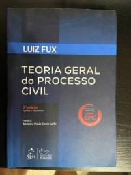 Livro Teoria Geral do Processo civil Luiz fux