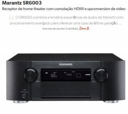 Receiver Marantz SR6003