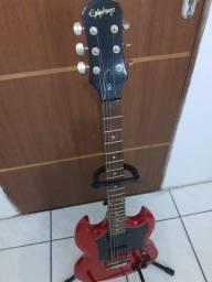 Guitarra SG Epiphone - Aceito Troca!