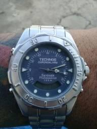 Troco relógio