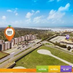 Venha Morar ao lado da Praia da costa 1 e 2/4 R$109.999,99 na Barra dos Coqueiros