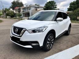 Nissan Kicks SL 2017 - Interior Terra Cota - Multimídia - Aceito Trocas
