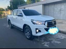 Toyota Hilux SRV 4 x 4 2.8 2020 diesel automática
