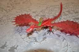 Como treinar seu Dragão boneco Pesadelo Monstruoso