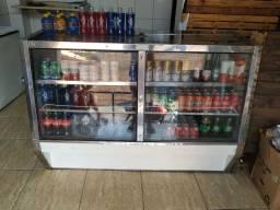 Freezer Balcão Gelando