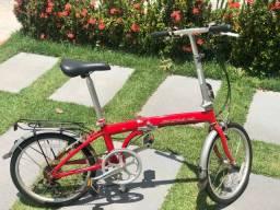 Bicicleta Soul Dobrável