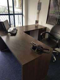 Mesas de Escritório para empresas de Excelente Qualidade e pouco uso
