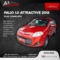 Palio attractive 2012 1.0 Completo!!!