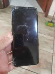 Samsung s8 pra peças
