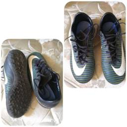 Tênis futebol 7 Tam 36