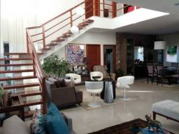 Casa - Cond. Fechado - San Vale - 4 suítes - 420m² - Jacuzzi