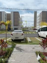 Aluga-se 2/4 condomínio Solar dos Coqueiros - Abrantes