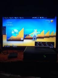Xbox 360 Desbloqueado com HD externo