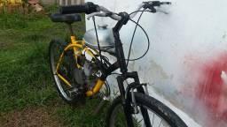 Vendo Bicicleta Motorizada 50cc
