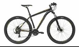 Bicicleta Mtb Caloi Explorer Sport Tamanho 17 M