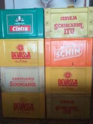 Vasilhame de cerveja completos