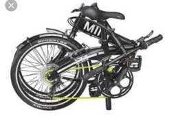 Bike dobrável mini cooper