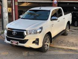 Toyota Hilux CD Srv 2.7 Flex Aut. 2020