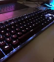 Teclago gamer mecânico