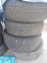 Jogo de pneu 205/60R 16