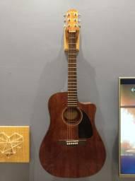 Violão Fender CD60CE semi novo