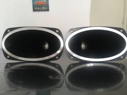Par de corneta jbl 26/50 em alumínio.