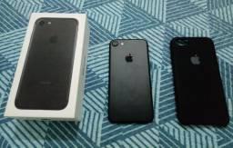 Iphone 7 , 32 gigas , novo demais , fone , caixa , carregador *