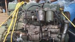 Vende-se motor Mercedes