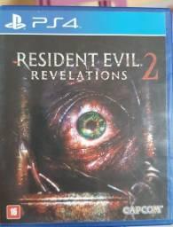 Resident Evil 2 Revelations PS4
