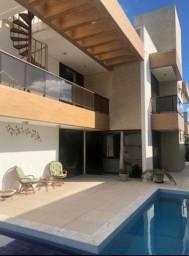 Linda Casa no Condomínio Bougainville com 350m²