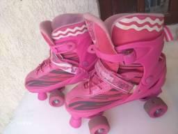 Patins roller skate fênix sport