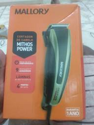 Máquina de cortar cabelo Malory Mithos Power