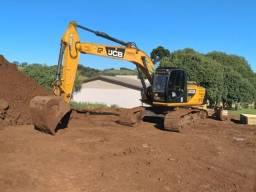 Escavadeira Jcb 200 Ano 2013 13.000 Hrs Reformada
