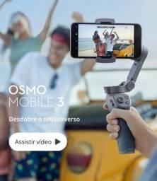 Estabilizador DJI Osmo Mobile 3 Combo ?Pronta entrega?