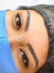 Micropigmentação e Design de sobrancelhas