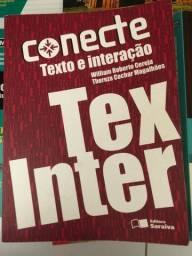 Livros de gramática e interpretação de texto