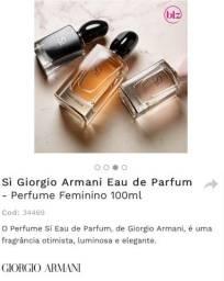 Perfume importado original vindo da Europa