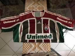 Camisa do Fluminense Original 2008/9 Relíquia G