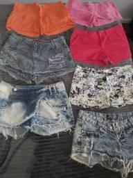 Bombo de Shorts jeans