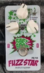 Pedal Fuzz Star Baby Boom Biyang
